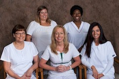 CSGA Colorectal Staff