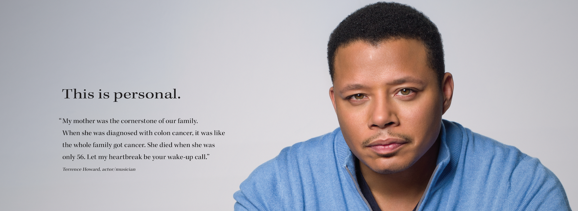 Terrence Howard Cancer